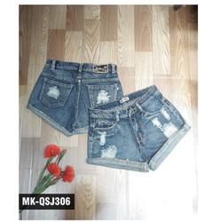 short jeans nữ