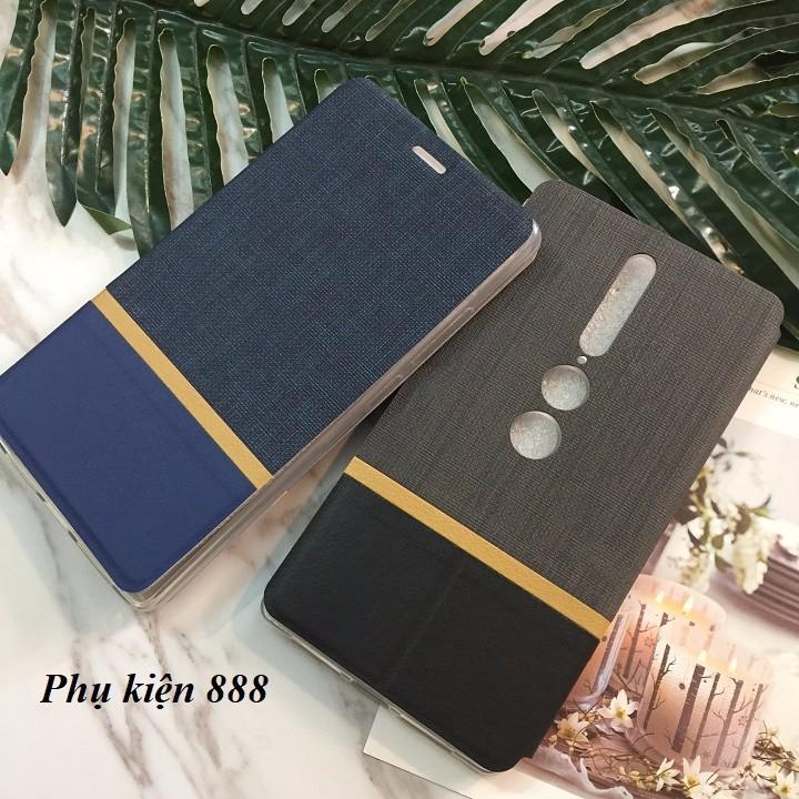 Bao da LENOVO Phab 2 Pro hiệu The New Case 5