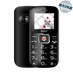Điện thoại dành cho người già Goly A5 - Hãng phân phối chính thức