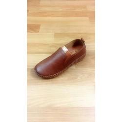 giày lười da mềm  nữ thời trang