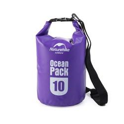 Túi Chống Nước Đi Biển NatureHike 10L có quai đeo NH15M010-J