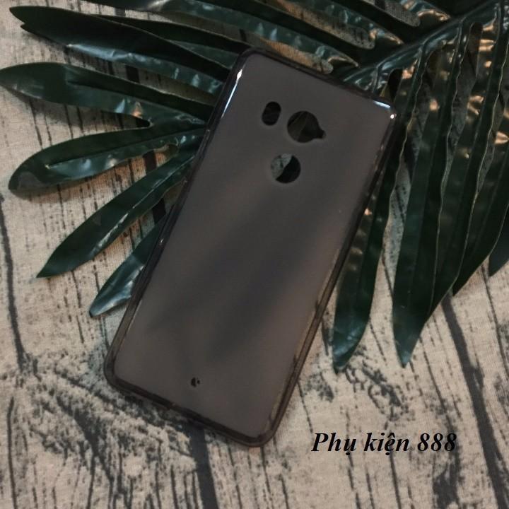 Ốp lưng HTC U11 Plus silicon dẻo 7