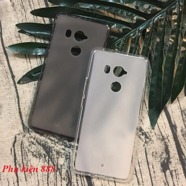 Ốp lưng HTC U11 Plus silicon dẻo 9