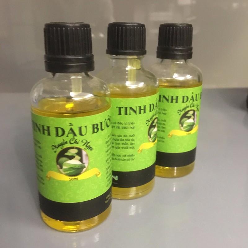 Tinh dầu bưởi nguyên chất 50ml Huyền Chi ngọc 2