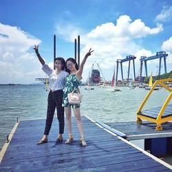 Tour Nông Trại Cừu - Vũng Tàu - Bến Du Thuyền Marina 1 ngày