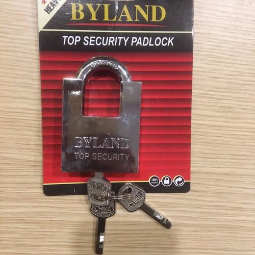 Ổ khóa   Khóa chống trộm byland loại tốt