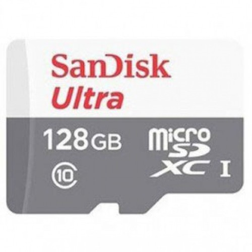 Thẻ Nhớ Micro SDHC Ultra Sandisk 128GB 80MB Class10