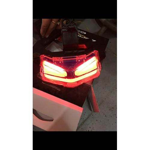 đèn lái tích hợp nvx
