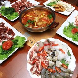 Buffet lẩu nướng tại Lẩu Hội Quán - Vincom 56 Nguyễn Chí Thanh
