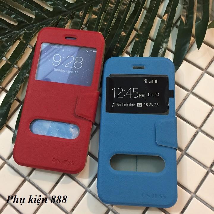 Bao da Iphone 6,6S hiệu Onjess 7