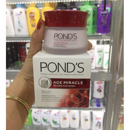 Kem ngăn ngừa lão hóa PONDS Age Miracle ban ngày SPF 18 PA++ 50g - 10547359 , 8320331 , 15_8320331 , 350000 , Kem-ngan-ngua-lao-hoa-PONDS-Age-Miracle-ban-ngay-SPF-18-PA-50g-15_8320331 , sendo.vn , Kem ngăn ngừa lão hóa PONDS Age Miracle ban ngày SPF 18 PA++ 50g