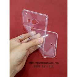 Thuyngoshop - Ốp silicon trong suốt H T C U11 Plus