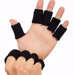 Dụng cụ bảo vệ ngón tay chơi bóng rổ |Băng ngón tay Finger Support