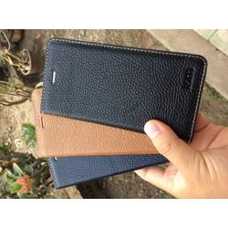 Bao da bò Flip cover Iphone 6, 6Plus