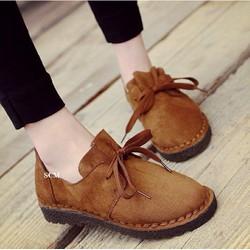 Giày oxford cổ dúng