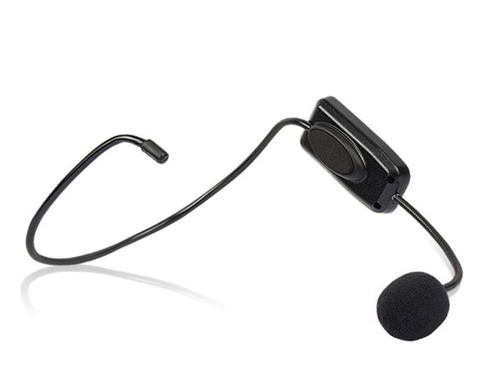 Micro không dây E108 cho loa - âm ly 4