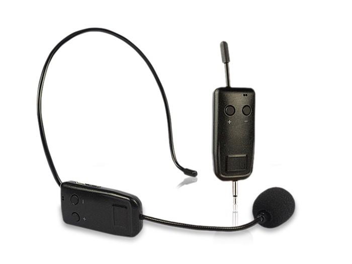 Micro không dây E108 cho loa - âm ly 3