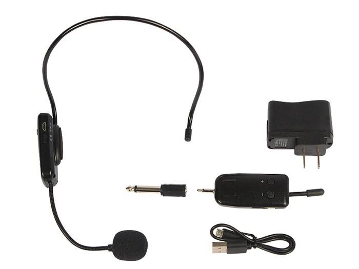 Micro không dây E108 cho loa - âm ly 1