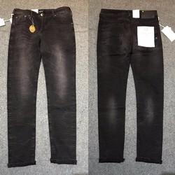 Quần jeans hàng hiệu ống suông