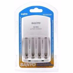 Sạc Pin tiểu Sanyo NC-MQN06 Cho Pin AA-AAA