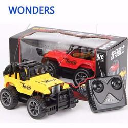đồ chơi Xe Jeep địa hình, điều khiển- ô tô đồ chơi- đồ chơi trẻ em