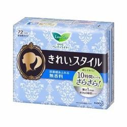 Băng vệ sinh hằng ngày Nhật Bản gói 72 miếng