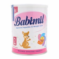 Sữa bột Babimil 2 - 850g - giá rẻ nhất thị trường