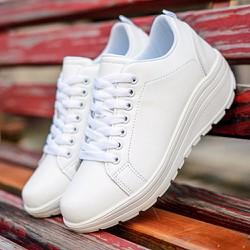 Giày sneaker nữ thiết kế mới lạ , cực kỳ cá tính và tăng chiều cao 02