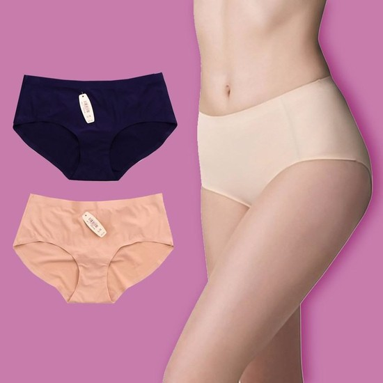 Sét 5 quần lót nữ không viền Muji xuất Nhật 2