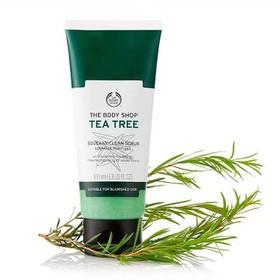 Tẩy da chết Tea Tree Squeaky-Clean Scrub TBS - tdc02