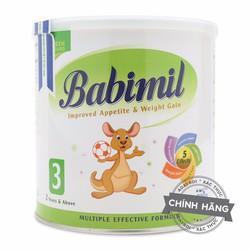 Sữa bột Babimil 3 - 360g - giá rẻ nhất thị trường