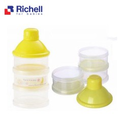 Hộp chia sữa 3 tầng Richell