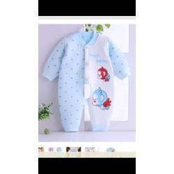 Quần áo mùa đông bé sơ sinh