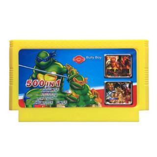 Băng game nhựa 500 in 1 trò chơi không lập lại - băng 500 trò thumbnail