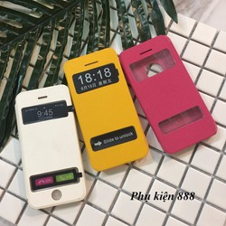 Bao da Iphone 5,5S hiệu Flip Cover