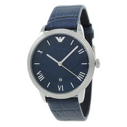 Đồng hồ đeo tay nam AR1651 dây da