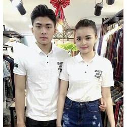 Áo cặp thun thời trang giá rẻ