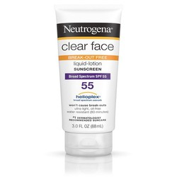 Kem chống nắng Neutrogena Clear Face Break-Out Free Lotion Sunscreen