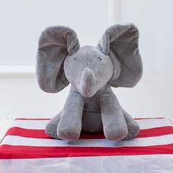 VOI Ú OÀ PEEK A BOOK ELEPHANT