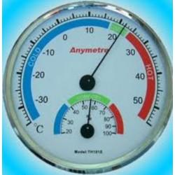Nhiệt ẩm kế đo nhiệt độ độ ẩm  trong phòng  TH 101E