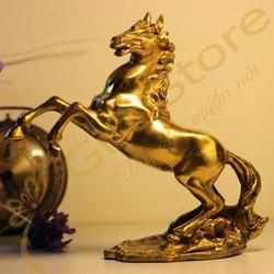 Tượng Ngựa Đồng Phong Thủy - Quà tặng độc đáo