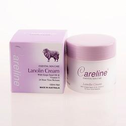 Careline Lanolin Cream - Kem dưỡng da mỡ cừu