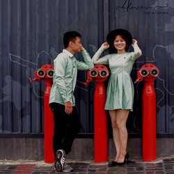 Sét Áo Váy Cặp Tình Nhân