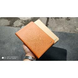 Bao da bò nguyên miếng khâu tay Feelymos cho iPad Mini 1