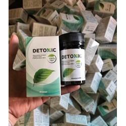 Thực phẩm hỗ trợ sức khỏe Detoxic