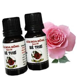 Tinh dầu hương hoa hồng 10ml