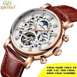 đồng hồ cơ tự động chính hãng kinyeud