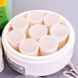 Máy làm sữa chua Chefman 8 cốc nhựa