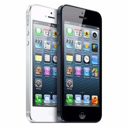Điện thoại iphone 5 16g đen trắng