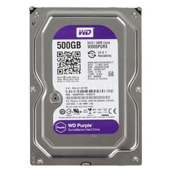 Ổ cứng HDD 500G WD PURPLE chuyên camera